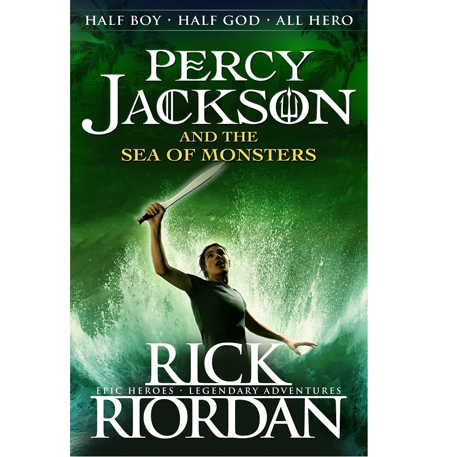 Percy Jackson and the Sea of Monsters - 779116 , 2009257149096 , 62_11447646 , 231000 , Percy-Jackson-and-the-Sea-of-Monsters-62_11447646 , tiki.vn , Percy Jackson and the Sea of Monsters