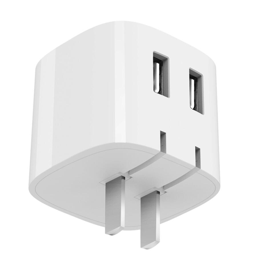 Đầu Sạc Điện Thoại Cổng Kết Nối USB BULL GN U1100 - 5V-2A