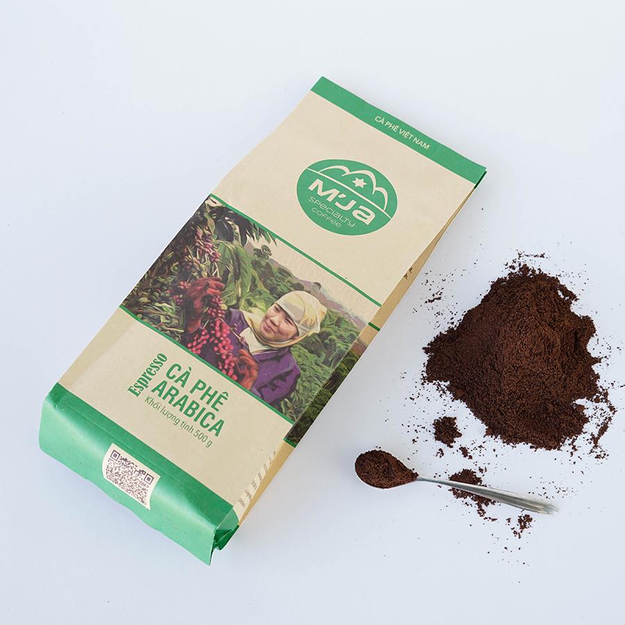 Cà phê M'Ja Arabica 500 gram - Dạng bột - 18550118 , 8232949668443 , 62_20546896 , 250000 , Ca-phe-MJa-Arabica-500-gram-Dang-bot-62_20546896 , tiki.vn , Cà phê M'Ja Arabica 500 gram - Dạng bột