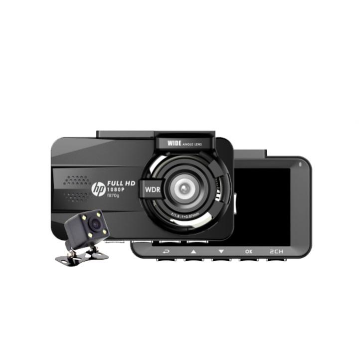 Camera hành trình HP f870x Wifi - Hàng nhập khẩu chính hãng