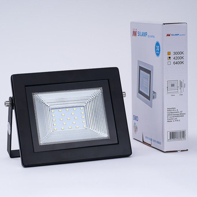 Đèn Pha Led 30W IP65 | Silamp