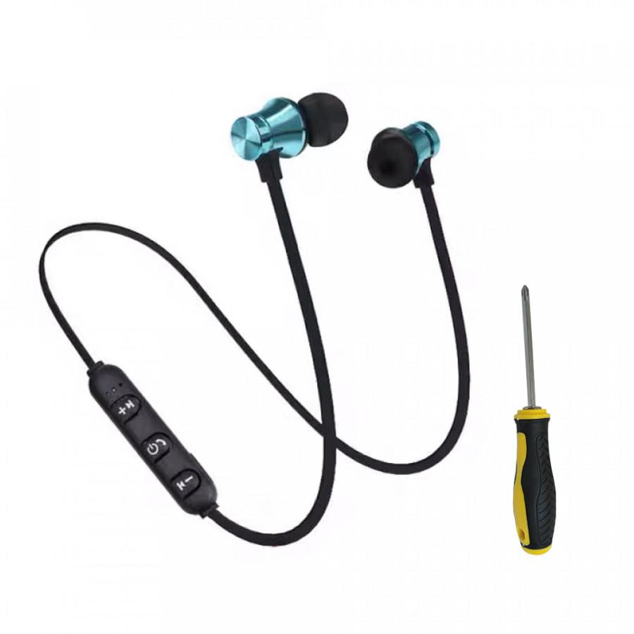 Tai Nghe Thể Thao Bluetooth XT-11 tai nghe không dây chống nước - Tặng tuốc nơ vít 4 cạnh