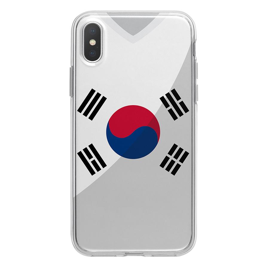 Ốp Lưng Mika Cho iPhone X SOUNTH-KOREA-C-IPX