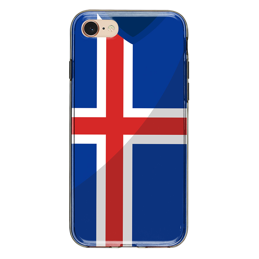 Ốp Lưng Mika Cho iPhone 7 / 8 ICELAND-C-IP7