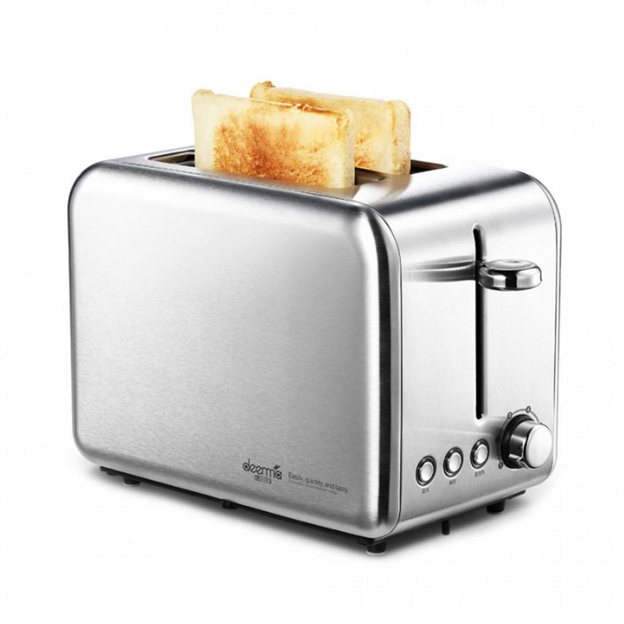 Xiaomi Deerma Bread Baking Machine Electric Toaster Household Automatic Breakfast Toast Sandwich Maker Reheat Kitchen - Silver (AU Plug) - 9609359 , 6525833112835 , 62_19368513 , 1209000 , Xiaomi-Deerma-Bread-Baking-Machine-Electric-Toaster-Household-Automatic-Breakfast-Toast-Sandwich-Maker-Reheat-Kitchen-Silver-AU-Plug-62_19368513 , tiki.vn , Xiaomi Deerma Bread Baking Machine Electric