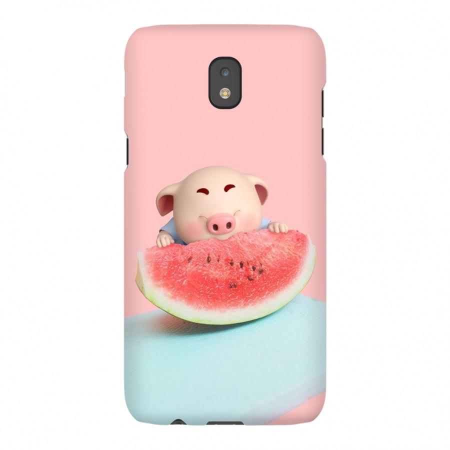 Ốp Lưng Cho Điện Thoại Samsung Galaxy J5 (2017) - Mẫu heocon 001