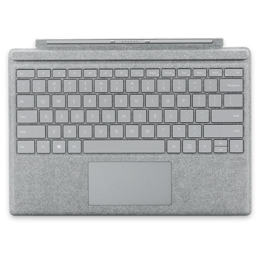 Bàn Phím Surface Pro Special Edition Cover - Bạch Kim
