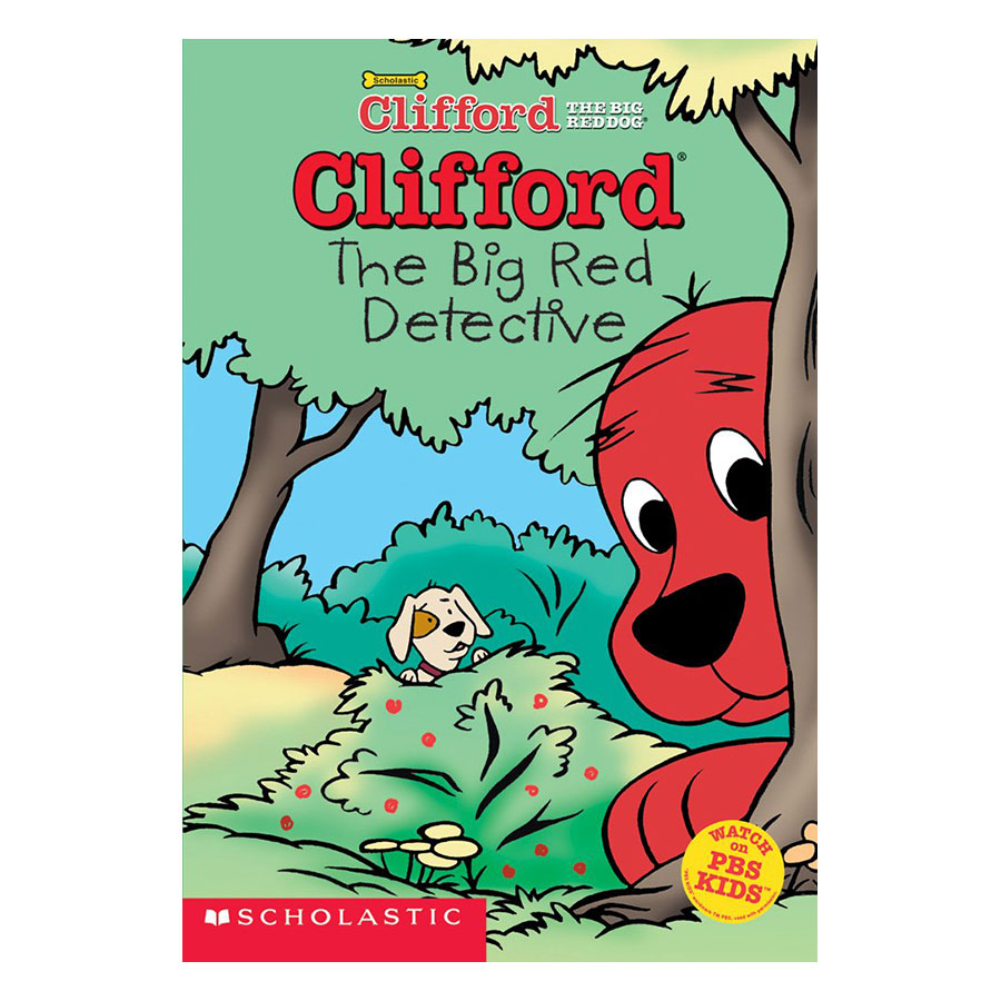Clifford The Big Red Detective - 1090998 , 6095628319249 , 62_3854691 , 117000 , Clifford-The-Big-Red-Detective-62_3854691 , tiki.vn , Clifford The Big Red Detective