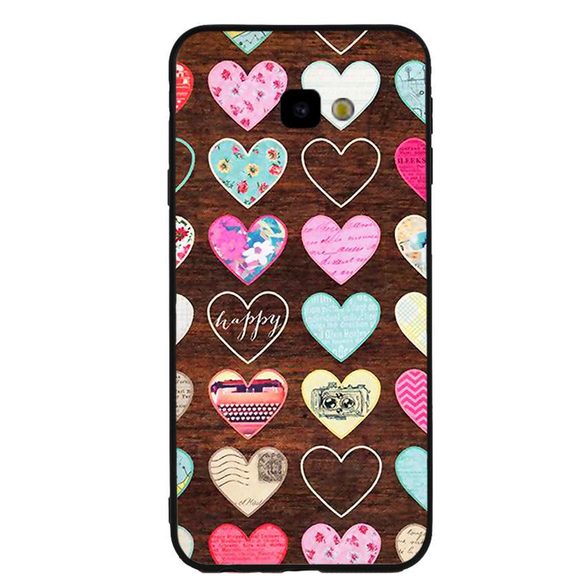 Ốp lưng nhựa cứng viền dẻo TPU cho điện thoại Samsung Galaxy J4 Plus - Heart 08 - 4658531 , 1124734483560 , 62_15820901 , 127000 , Op-lung-nhua-cung-vien-deo-TPU-cho-dien-thoai-Samsung-Galaxy-J4-Plus-Heart-08-62_15820901 , tiki.vn , Ốp lưng nhựa cứng viền dẻo TPU cho điện thoại Samsung Galaxy J4 Plus - Heart 08