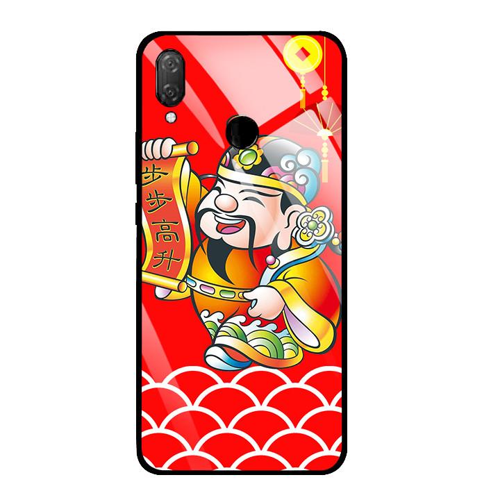 Ốp Lưng Kính Cường Lực cho điện thoại Huawei Y9 2019 - 03033 0087 THANTAI12 - Hàng Chính Hãng