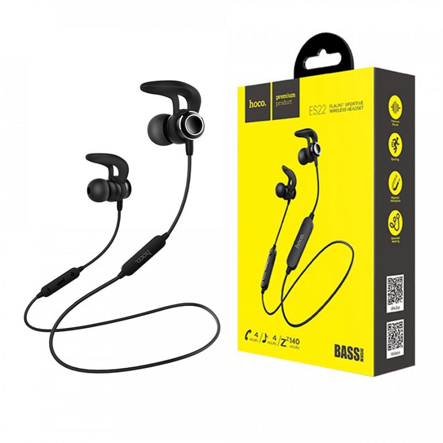 Tai nghe Bluetooth thể thao Hoco ES22 – Hàng chính hãng