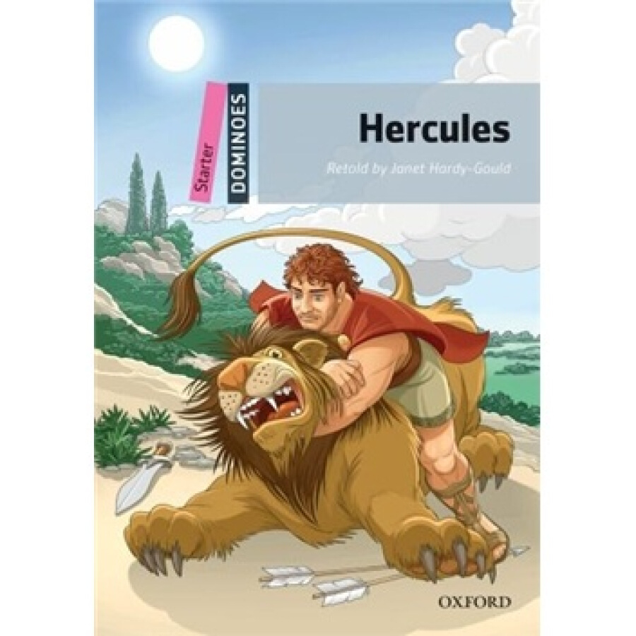 Dominoes Second Edition Starter: Hercules (Book+CD)