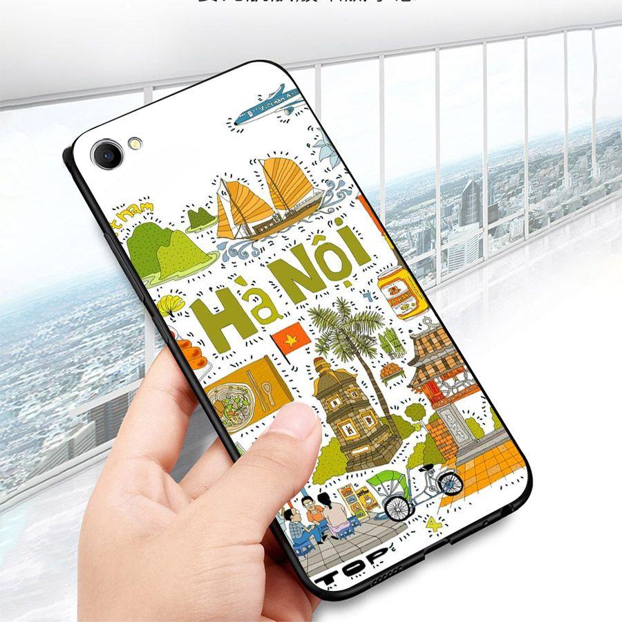 Ốp lưng điện thoại Oppo F1S/A59 - tôi yêu việt nam thơ mộng MS VNTM025-Hàng Chính Hãng Cao Cấp
