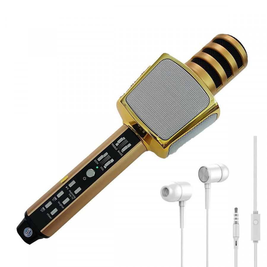 Micro Karaoke tích hợp loa Bluetooth SD-17 (Tặng tai nghe Sendem Super Bass V5) - 7400089 , 6807510268586 , 62_15324378 , 450000 , Micro-Karaoke-tich-hop-loa-Bluetooth-SD-17-Tang-tai-nghe-Sendem-Super-Bass-V5-62_15324378 , tiki.vn , Micro Karaoke tích hợp loa Bluetooth SD-17 (Tặng tai nghe Sendem Super Bass V5)