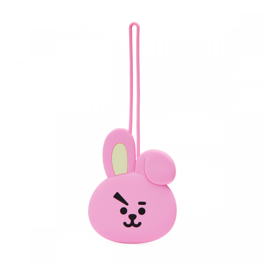[BT21] Silicone Name Tag