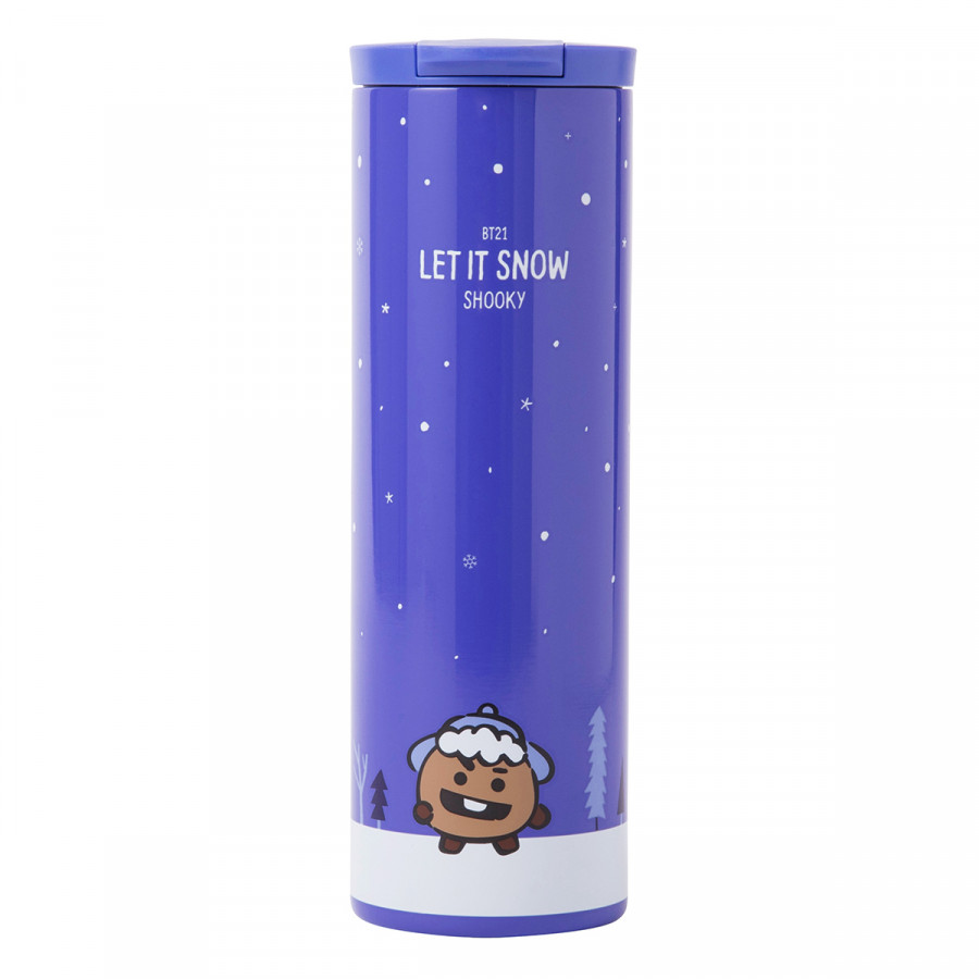 [BT21] Winter Slim Tumbler - 1950599 , 4959320822457 , 62_14012064 , 982000 , BT21-Winter-Slim-Tumbler-62_14012064 , tiki.vn , [BT21] Winter Slim Tumbler