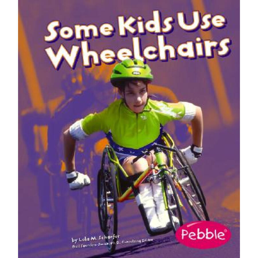 Some Kids Use Wheelchairs (Understanding Differences) (Pebble Books: Understanding Differences) - 1319207 , 6014751366500 , 62_5309783 , 146000 , Some-Kids-Use-Wheelchairs-Understanding-Differences-Pebble-Books-Understanding-Differences-62_5309783 , tiki.vn , Some Kids Use Wheelchairs (Understanding Differences) (Pebble Books: Understanding Diffe