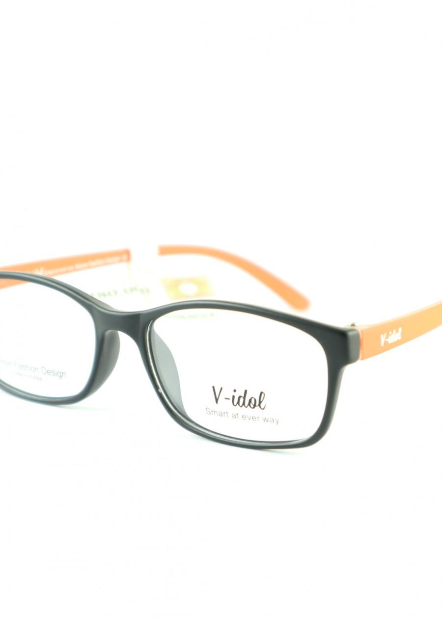 Gọng kính cận trẻ em V-idol V8136KM MBK MOR