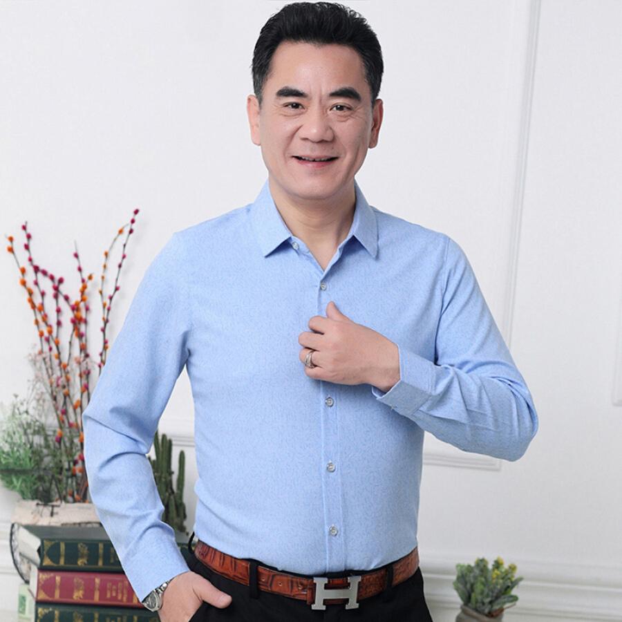 Áo Sơ Mi Nam Tay Dài Hengyuanxiang