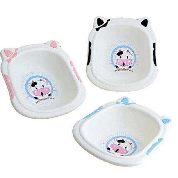 Chậu rửa mặt cho bé hình bò sữa đáng yêu (giao màu ngẫu nhiên) - 1868977 , 5403684231398 , 62_14990771 , 150000 , Chau-rua-mat-cho-be-hinh-bo-sua-dang-yeu-giao-mau-ngau-nhien-62_14990771 , tiki.vn , Chậu rửa mặt cho bé hình bò sữa đáng yêu (giao màu ngẫu nhiên)