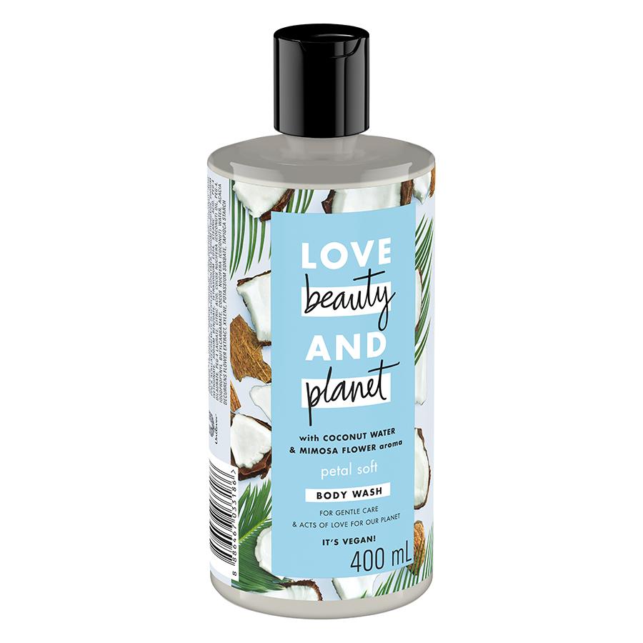 Sữa Tắm Dưỡng Ẩm Dịu Nhẹ Love Beauty And Planet Petal Soft 400ml - 1580793 , 1941479665231 , 62_10404766 , 150000 , Sua-Tam-Duong-Am-Diu-Nhe-Love-Beauty-And-Planet-Petal-Soft-400ml-62_10404766 , tiki.vn , Sữa Tắm Dưỡng Ẩm Dịu Nhẹ Love Beauty And Planet Petal Soft 400ml