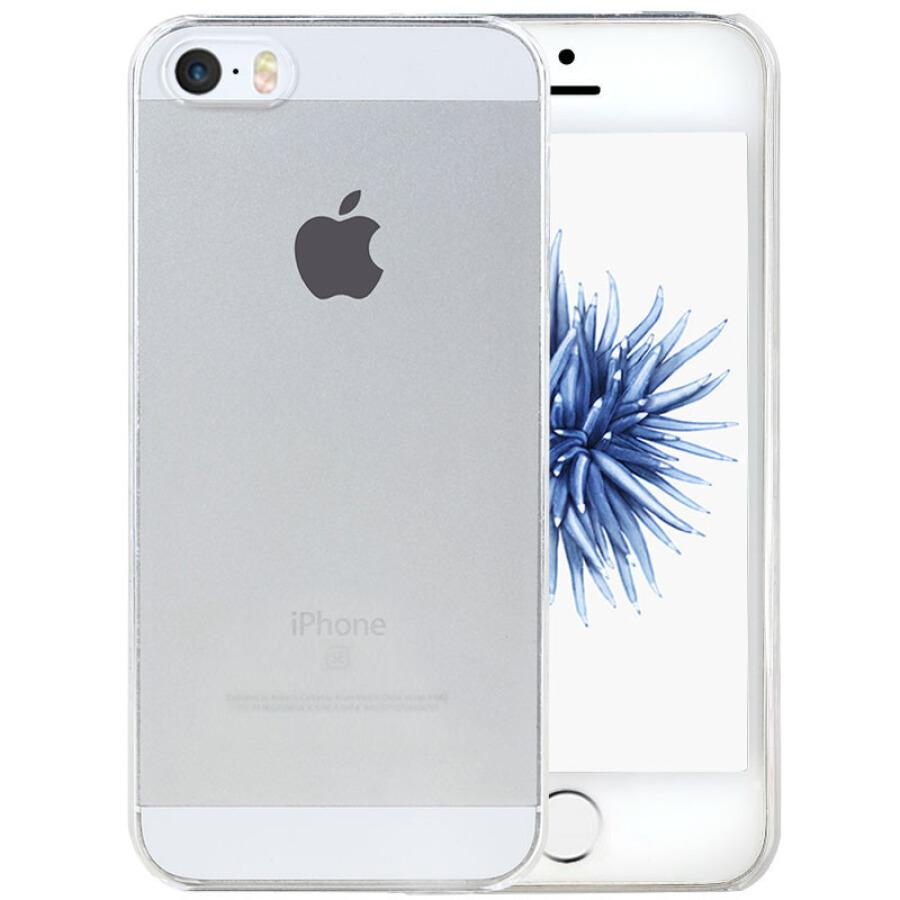 Vỏ Điện Thoại Trong Suốt Freeson Dành Cho iPhone SE/5S/5