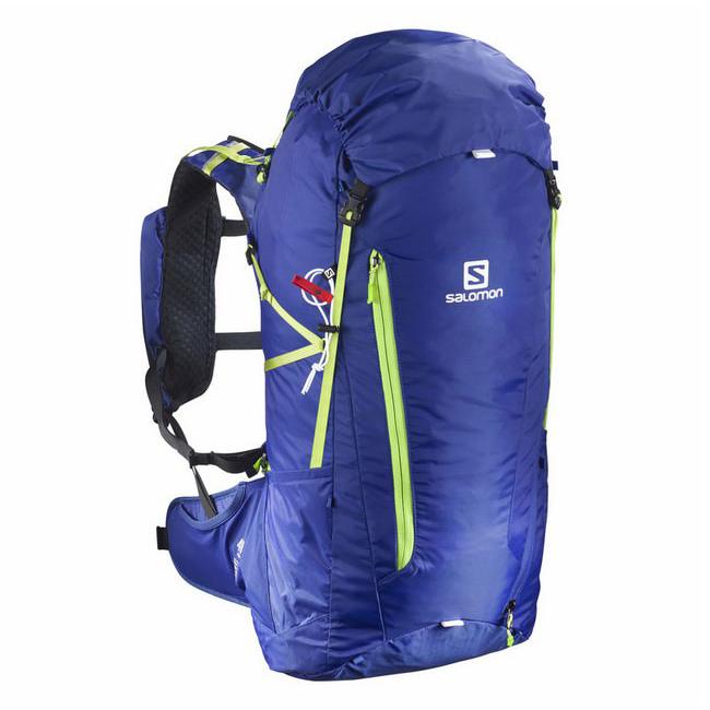 Balo Trekking Peak 40 Salomon L39294200 - Xanh Dương (Free Size)