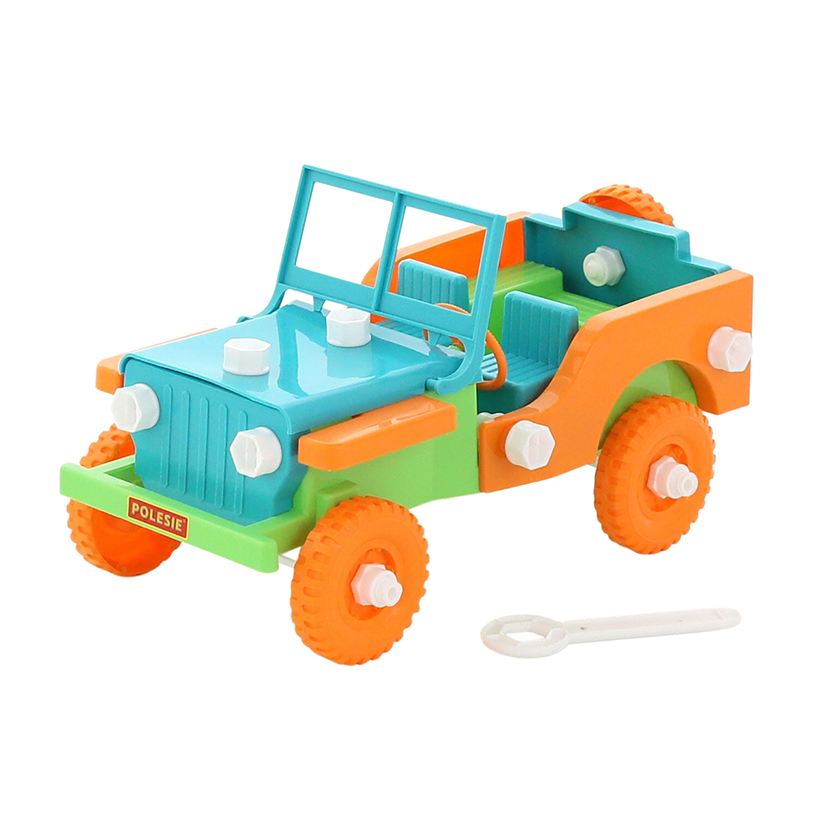 Bộ lắp ghép xe Jeep Retro 42 mảnh – Cavallino Toys - 2865125182943,62_2089543,219000,tiki.vn,Bo-lap-ghep-xe-Jeep-Retro-42-manh-Cavallino-Toys-62_2089543,Bộ lắp ghép xe Jeep Retro 42 mảnh – Cavallino Toys