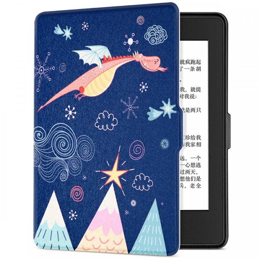 Bao Da Máy Đọc Sách Kindle PaperWhite 2018 gen 4 (10th)  - Dragon