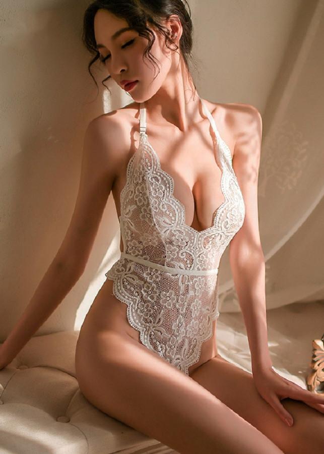 Váy Ngủ Body Ren Hoa Gợi Cảm - 803127 , 5997438497128 , 62_10065497 , 280000 , Vay-Ngu-Body-Ren-Hoa-Goi-Cam-62_10065497 , tiki.vn , Váy Ngủ Body Ren Hoa Gợi Cảm