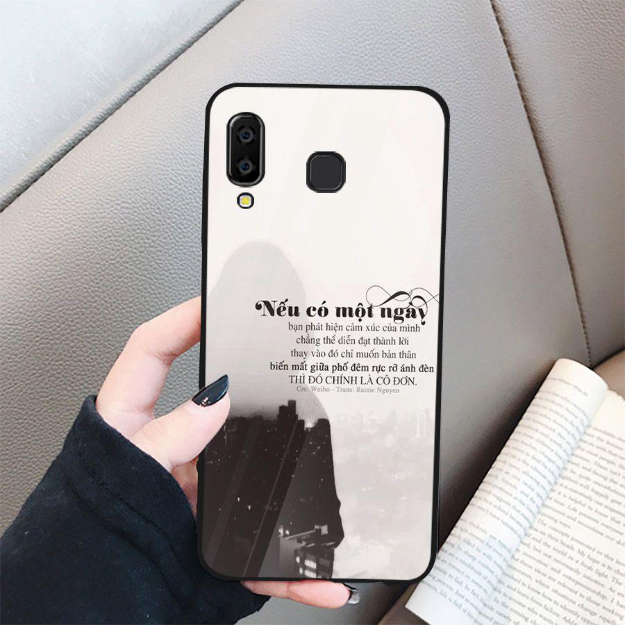 Ốp kính cường lực dành cho điện thoại Samsung Galaxy A7 2018/A750 - A8 STAR - A9 STAR - A50 - ngôn tình tâm trạng -... - 863142 , 3100229398562 , 62_14820428 , 204000 , Op-kinh-cuong-luc-danh-cho-dien-thoai-Samsung-Galaxy-A7-2018-A750-A8-STAR-A9-STAR-A50-ngon-tinh-tam-trang-...-62_14820428 , tiki.vn , Ốp kính cường lực dành cho điện thoại Samsung Galaxy A7 2018/A750 - A8 ST