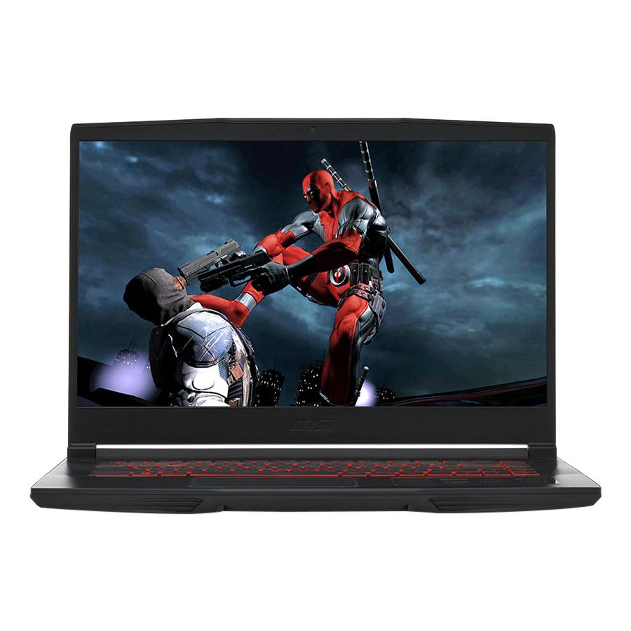 "Laptop MSI GF63 8RC-243VN Core i5-8300H/Win10 (15.6"" FHD IPS) - Hàng Chính Hãng - 1329707 , 2133273079881 , 62_5473615 , 22990000 , Laptop-MSI-GF63-8RC-243VN-Core-i5-8300H-Win10-15.6-FHD-IPS-Hang-Chinh-Hang-62_5473615 , tiki.vn , Laptop MSI GF63 8RC-243VN Core i5-8300H/Win10 (15.6"" FHD IPS) - Hàng Chính Hãng"