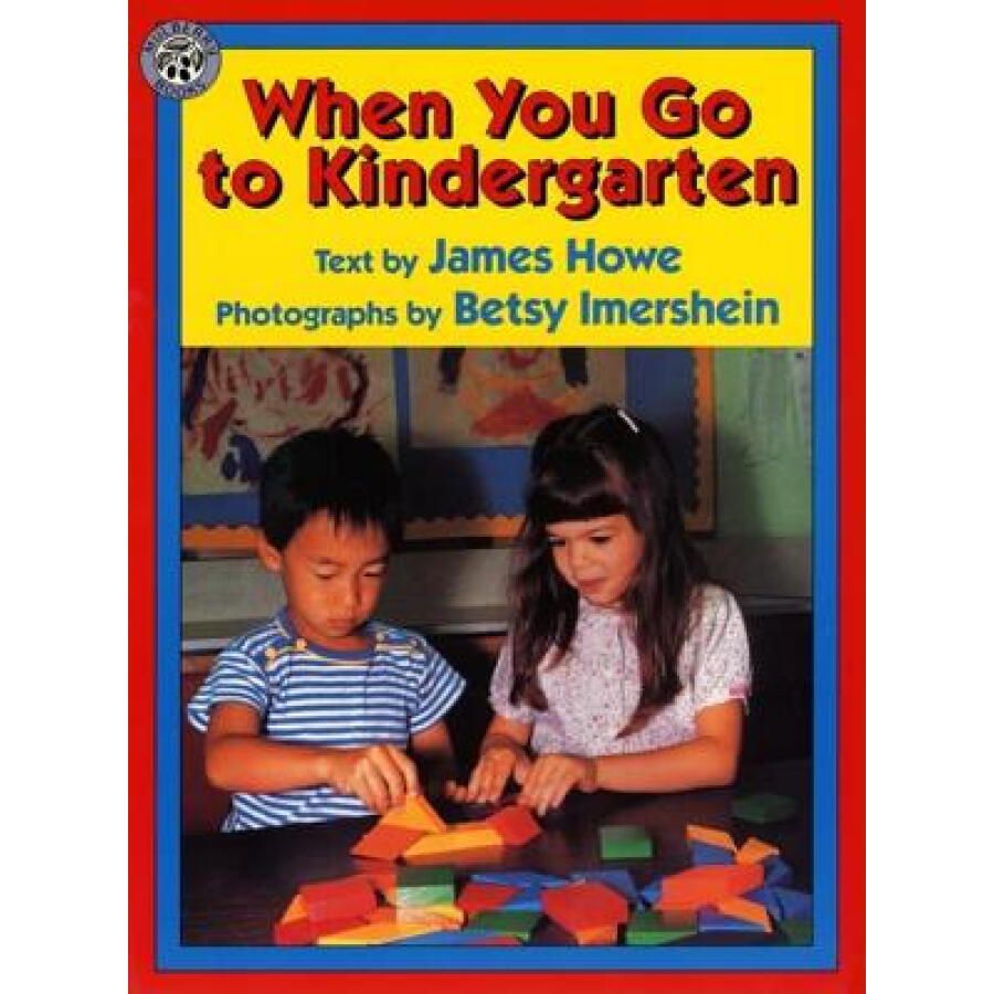 When You Go to Kindergarten
