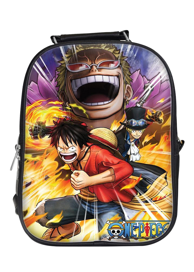 Balo Unisex In Hình One Piece Luffy - BLMA095 - 754013 , 8050056251200 , 62_8427864 , 340000 , Balo-Unisex-In-Hinh-One-Piece-Luffy-BLMA095-62_8427864 , tiki.vn , Balo Unisex In Hình One Piece Luffy - BLMA095