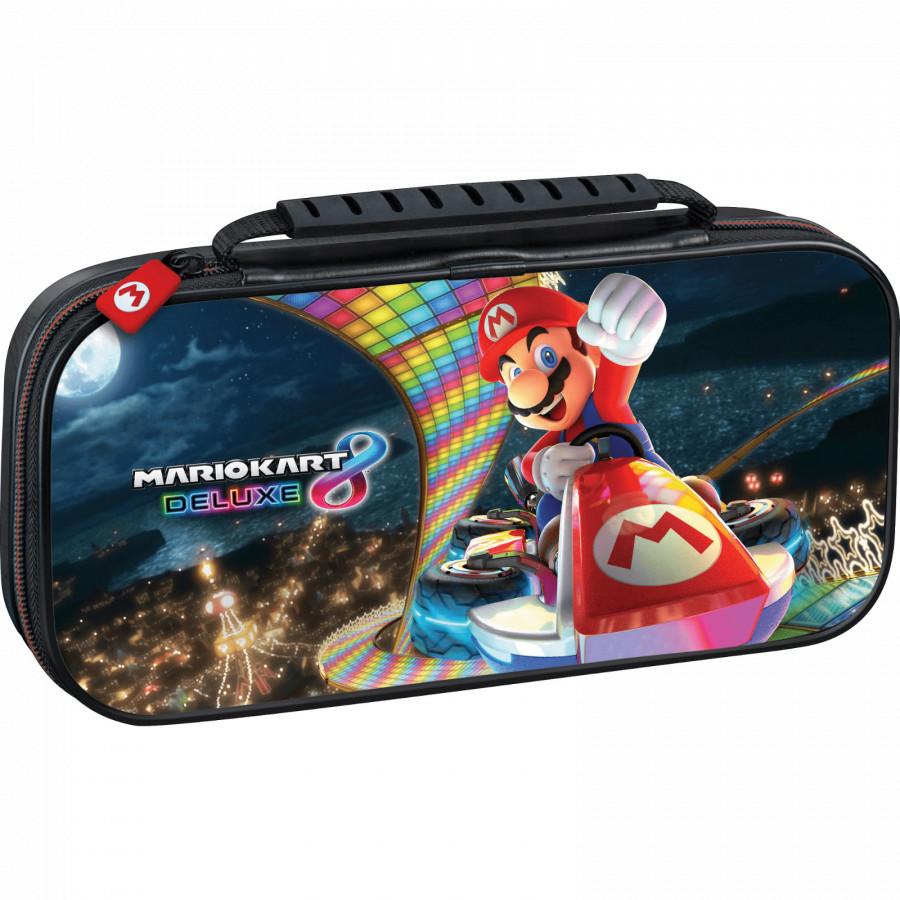 Túi Chống Sốc Và Chống Nước MarioKart 8 Deluxe cho Máy Chơi Game Nintendo Switch-Hàng Nhập Khẩu