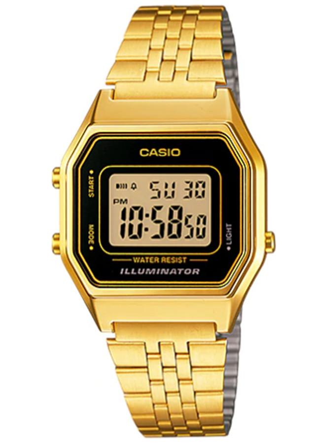 Đồng hồ nữ dây kim loại Casio LA680WGA-1DF - 1280536 , 6836219663545 , 62_12120662 , 1716000 , Dong-ho-nu-day-kim-loai-Casio-LA680WGA-1DF-62_12120662 , tiki.vn , Đồng hồ nữ dây kim loại Casio LA680WGA-1DF