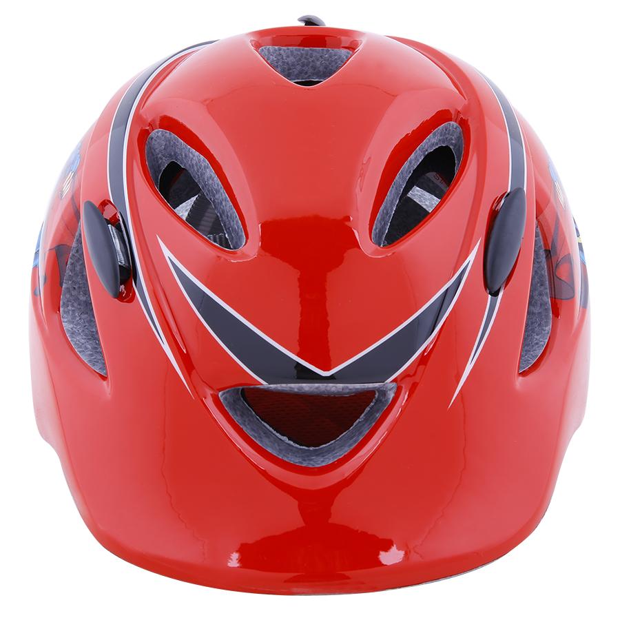 Nón Bảo Hiểm Hình Đỏ Siêu Nhân Super Men Baby BASECAMP SK-006