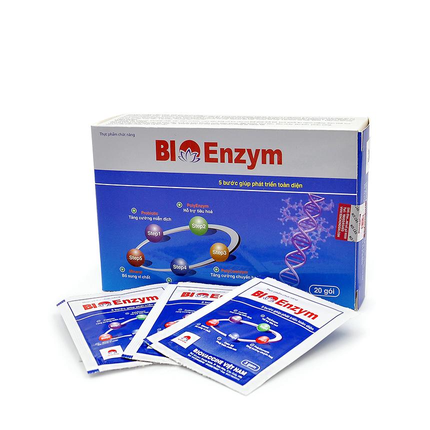 Thực phẩm chức năng Biovaccine - Bioenzyme giải pháp dành cho người biếng ăn, tiêu hóa kém, ăn không ngon miệng (Hộp... - 1560870 , 1647717104813 , 62_10143703 , 250000 , Thuc-pham-chuc-nang-Biovaccine-Bioenzyme-giai-phap-danh-cho-nguoi-bieng-an-tieu-hoa-kem-an-khong-ngon-mieng-Hop...-62_10143703 , tiki.vn , Thực phẩm chức năng Biovaccine - Bioenzyme giải pháp dành cho
