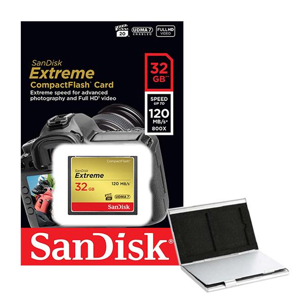 Combo Thẻ Nhớ CF Sandisk 32GB Extreme 800X New (120 Mb/s) + Hộp Đựng Thẻ All In One - Hàng Nhập Khẩu - 1353256 , 3293405379872 , 62_6183807 , 1000000 , Combo-The-Nho-CF-Sandisk-32GB-Extreme-800X-New-120-Mb-s-Hop-Dung-The-All-In-One-Hang-Nhap-Khau-62_6183807 , tiki.vn , Combo Thẻ Nhớ CF Sandisk 32GB Extreme 800X New (120 Mb/s) + Hộp Đựng Thẻ All In One