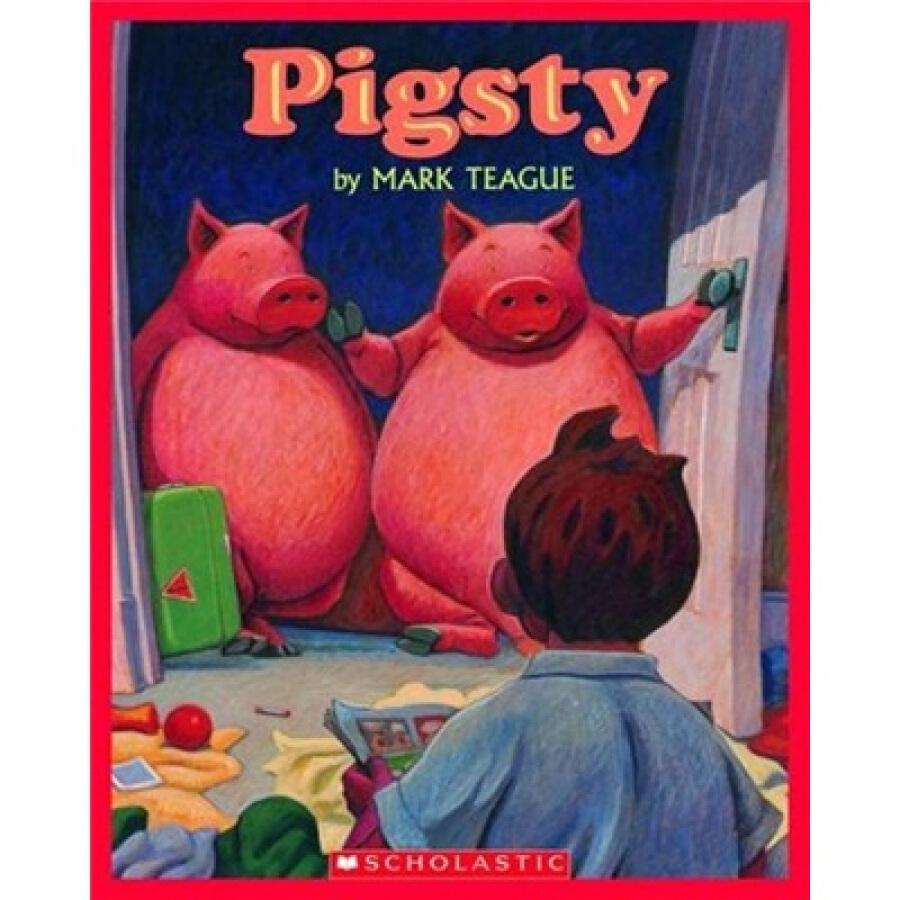 Pigsty [Audio CD]