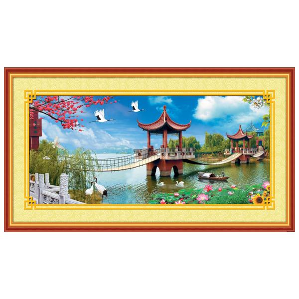 Tranh Thiên Nhiên Nghệ Thuật Q12K-ZTH(60) - 1296551 , 6540620521492 , 62_10210337 , 396000 , Tranh-Thien-Nhien-Nghe-Thuat-Q12K-ZTH60-62_10210337 , tiki.vn , Tranh Thiên Nhiên Nghệ Thuật Q12K-ZTH(60)