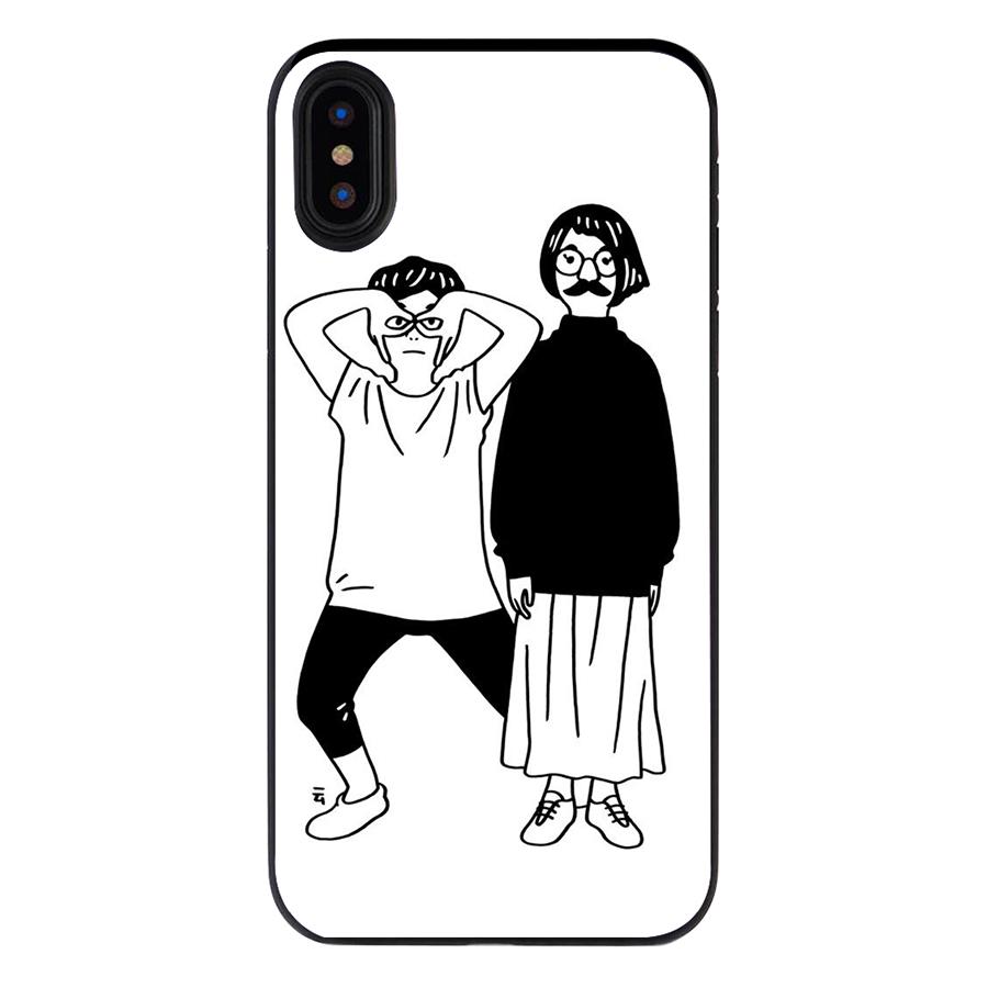 Ốp Lưng Dẻo Dành Cho Iphone X - SP02