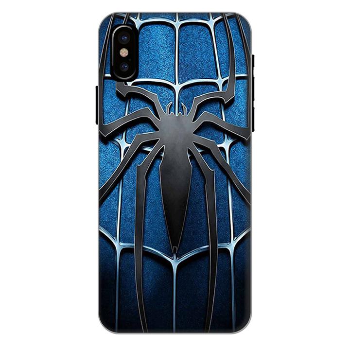 Ốp lưng dành cho điện thoại iPhone XR - X/XS - XS MAX - Người Nhện