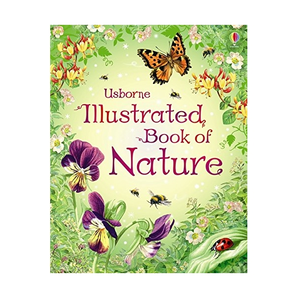Illustrated Book Of Nature - 1275299 , 1986586919082 , 62_11465166 , 455000 , Illustrated-Book-Of-Nature-62_11465166 , tiki.vn , Illustrated Book Of Nature