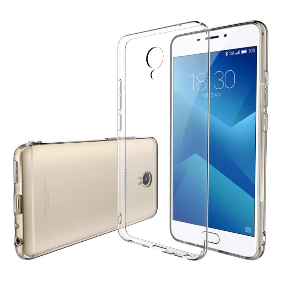 Combo Ốp Điện Thoại + Miếng Dán Màn Hình ESCASE Cho Meizu Note 5