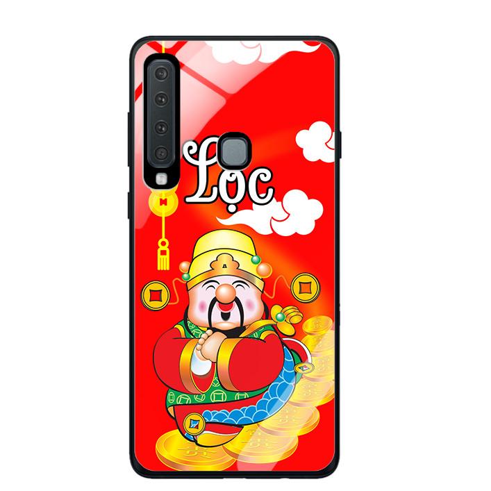 Ốp Lưng Kính Cường Lực Cho Điện Thoại Samsung Galaxy A9 2018 - 391 0089 THANTAI10
