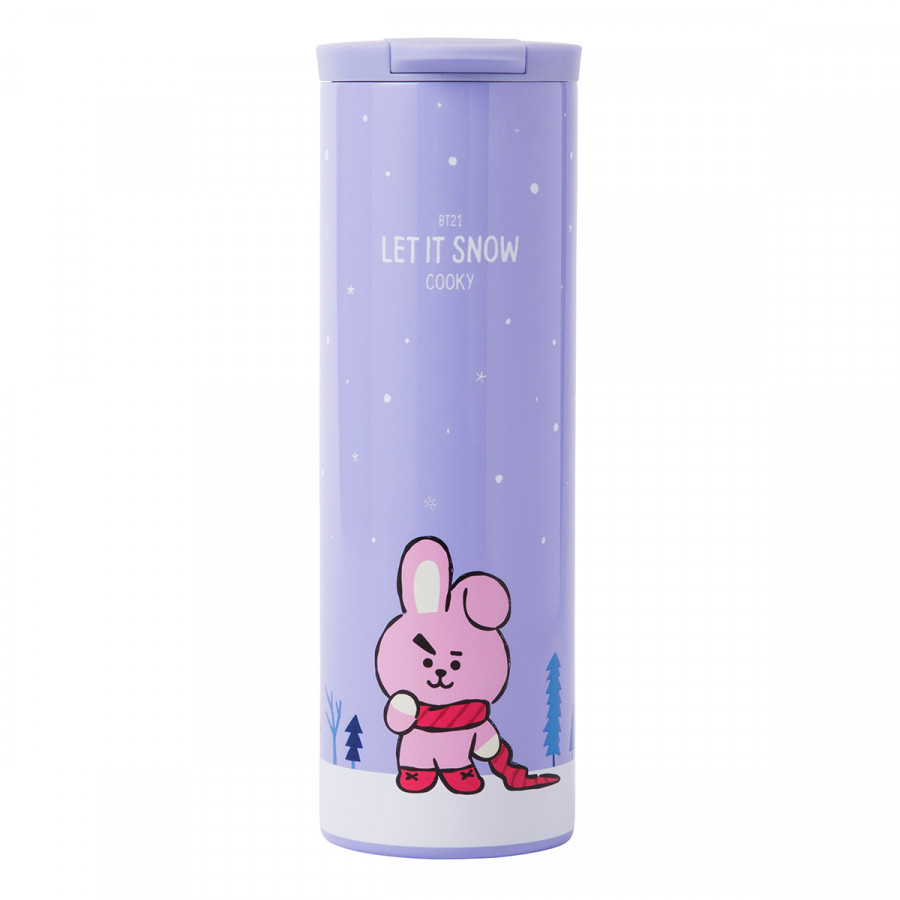 [BT21] Winter Slim Tumbler - 1950600 , 7656165777900 , 62_14012066 , 982000 , BT21-Winter-Slim-Tumbler-62_14012066 , tiki.vn , [BT21] Winter Slim Tumbler