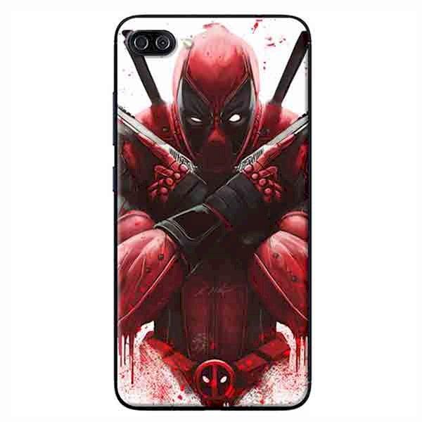 Ốp Lưng Dành Cho Asus Zenfone 4 Max Pro ZC554KL - Deadpool