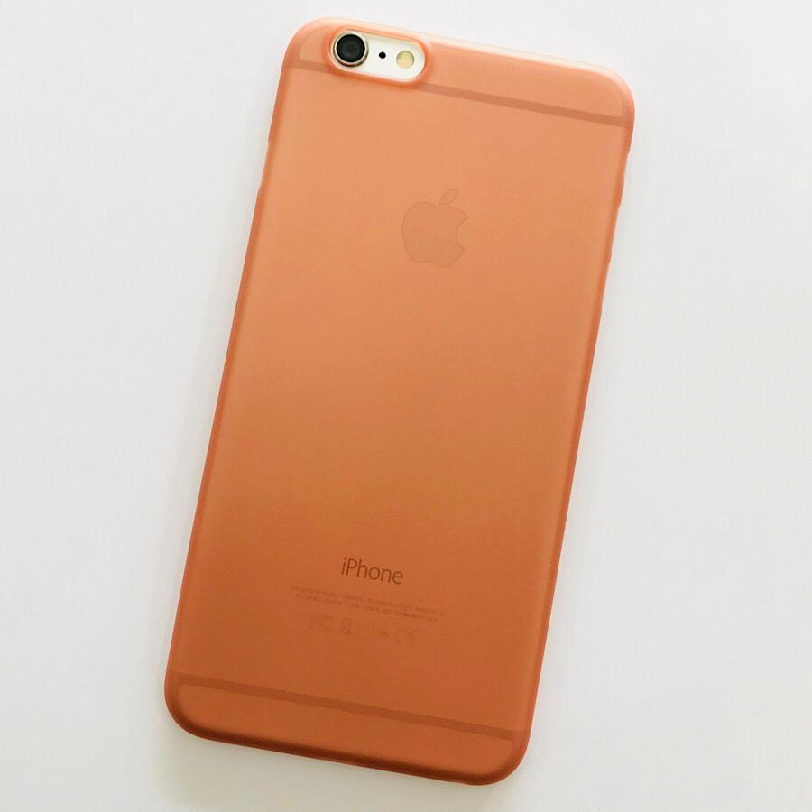 Ốp lưng iPhone 6 Plus / 6s Plus hiệu MAHAZA 0.3 mm siêu mỏng