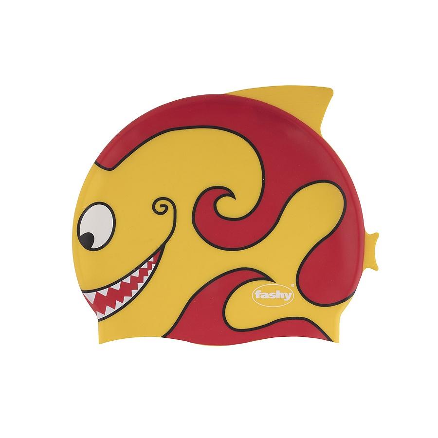 Nón bơi trẻ em Fashy hình cá - 2118814 , 6372543056795 , 62_13442052 , 250000 , Non-boi-tre-em-Fashy-hinh-ca-62_13442052 , tiki.vn , Nón bơi trẻ em Fashy hình cá
